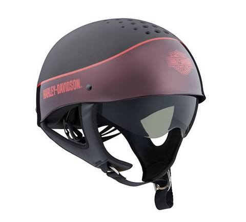 Trenton Two-Toned B13 Half Helmet