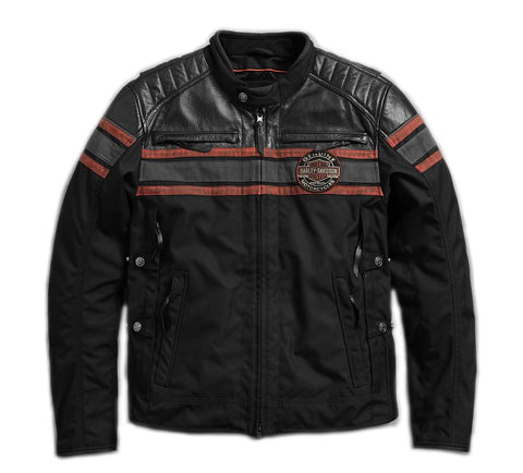 Men's H-D® Triple Vent System™ Rutland Riding Jacket