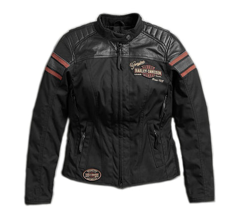 Women's H-D® Triple Vent System™ Worden Riding Jacket