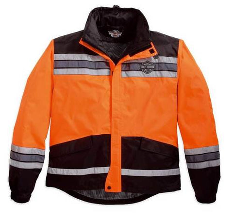 Men's Hi-Vis Rain Suit