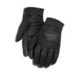 Men's Winged Skull Gloves