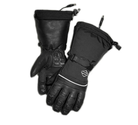 Men's Heated BTC 12V Waterproof Gauntlet Gloves