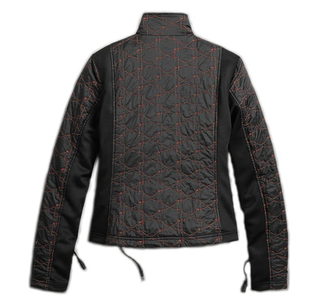 Women's Heated BTC 12V Quilted Jacket Liner