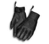 Men's Layton Perforated Leather Gloves