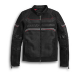 Men's FXRG Mesh Slim Fit Riding Jacket