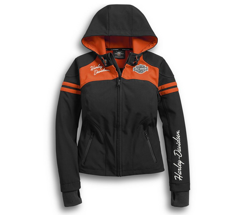 Women's Miss Enthusiast Soft Shell Jacket