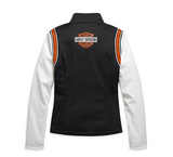 Women's Embellished Logo Fleece Jacket