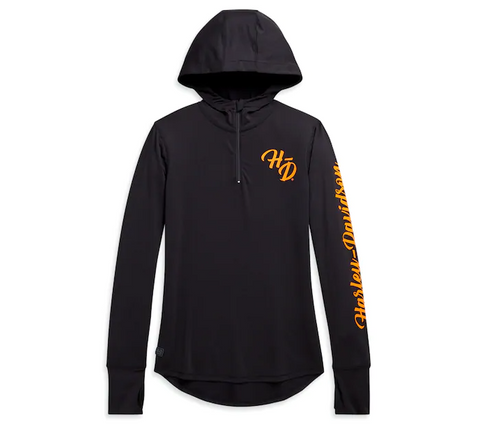 Women's Performance Pullover Slim Fit Hoodie