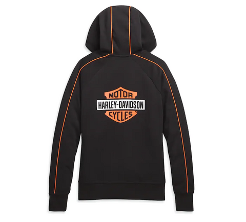 Women's Performance Logo Slim Fit Hoodie