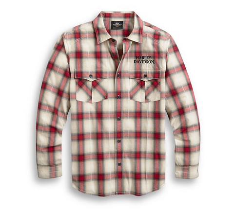 Men's Freedom Plaid Shirt