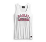 Women's Pink Label Rib-Knit Tank