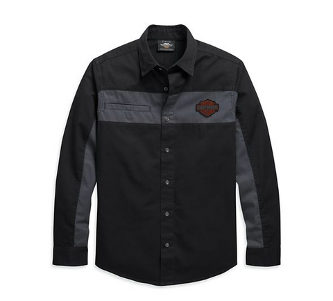 Men's Copperblock Long Sleeve Shirt