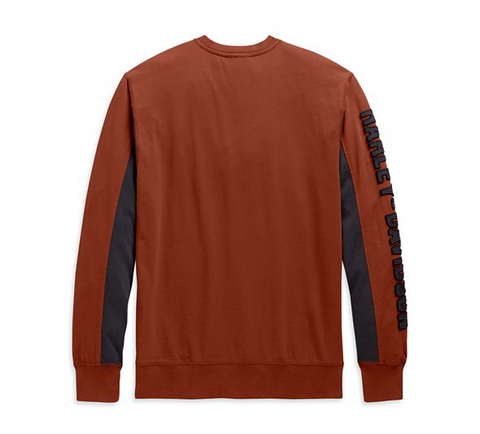 Men's Copperblock Long Sleeve Tee
