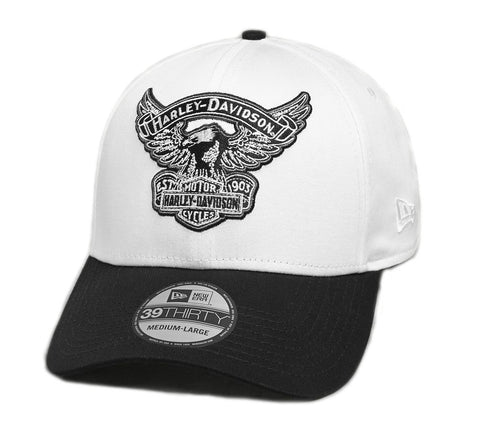 Men's Embroidered Eagle 39THIRTY® Cap