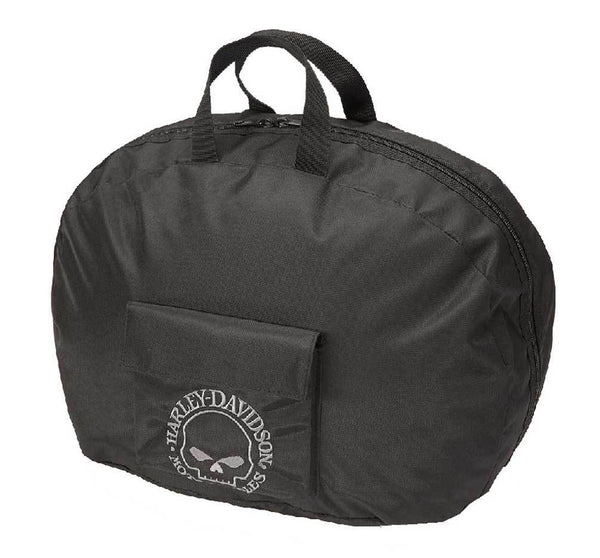 Willie G Skull Full Helmet Carry Bag Water-Resistant