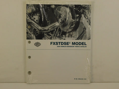 2004 FXSTDSE2 Parts Catalog