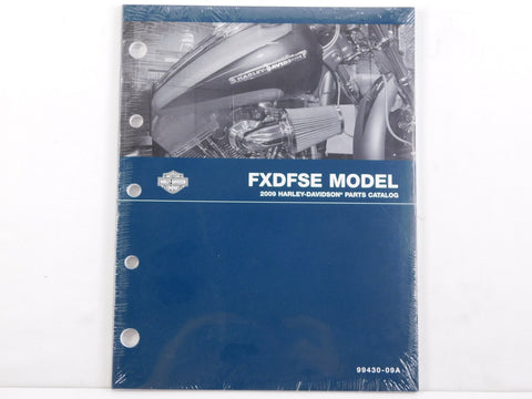 2009 FXDFSE Parts Catalog