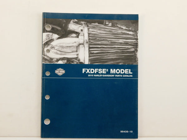 2010 FXDFSE2 Parts Catalog
