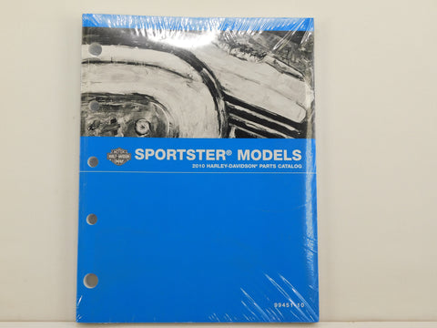 2010 Sportster Models Parts Catalog