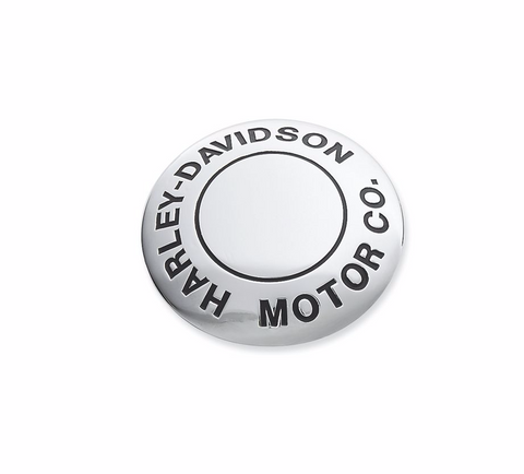 Harley-Davidson Motor Co. Fuel Cap Medallion