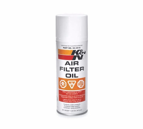K&N Air Filter Oil Aerosol Can