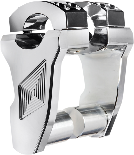 Rox Speed Fx Inch Pivot Riser Chrome 3