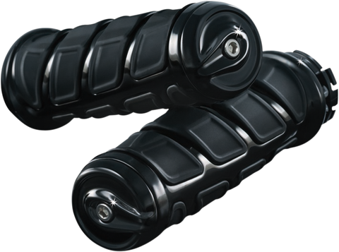 Kuryakyn Kinetic Grips Scout Black