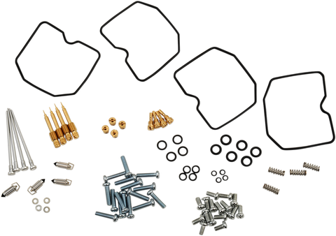 Parts Unlimited Carburetor Kit Kawasaki ZG1200 Voyager XII