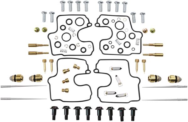 Parts Unlimited Carburetor Kit Yamaha YZF-R1