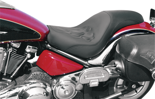 Saddlemen Tattoo Profiler Seat Flame Vn2000