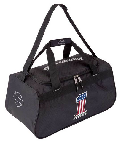#1 RWB Logo Sports Duffel Bag