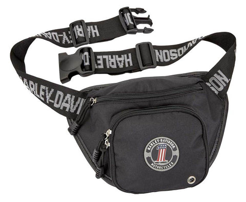 Harley-Davidson by Athalon Logo Belt Bag