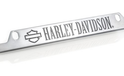 Harley-Davidson Bar & Shield License Plate Frame