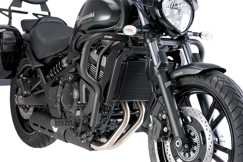 Puig Hi-tech Parts Engine Guard Vulcan S Bk