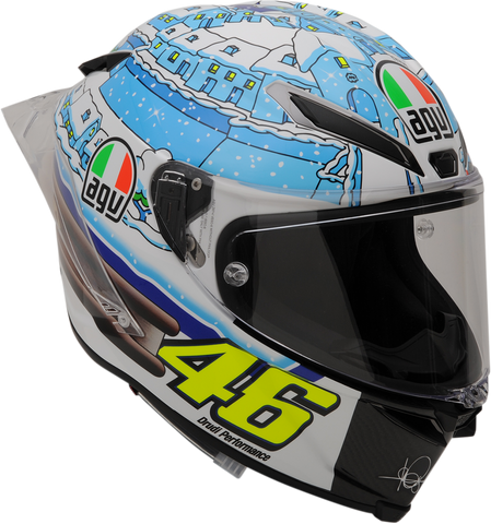 AGV Pista GP R Limited Edition Carbon Winter 2017 Helmet