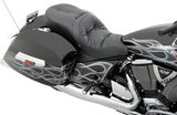 Drag Specialties Low Profile Touring Seat Pillow Stitch Cross Country