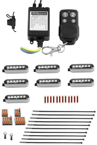 Cyron Platinum Tri-Zone Light Kit