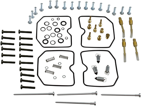 Parts Unlimited Carburetor Kit Kawasaki ZX1100E GPz