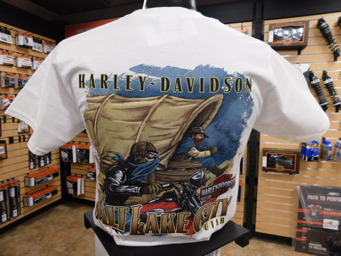 Harley-Davidson of Salt Lake City Road Tested Shirt