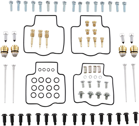 Parts Unlimited Carburetor Kit Kawasaki ZX1100D ZX-11