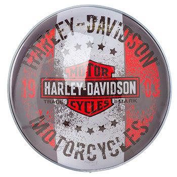 Harley-Davidson Motorcycles Dome Pub Light