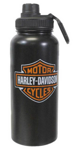 Strong H-D Double-Wall Travel Tumbler - 2 Lids - 15 oz.