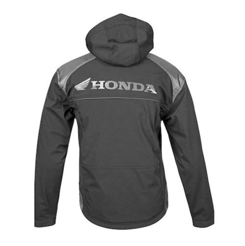 Honda Official Licensed Products Men's Supersport Armored Softshell Jacket