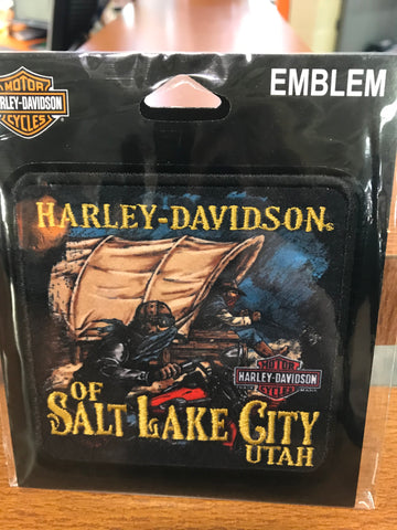 Harley-Davidson of Salt Lake City Emblem
