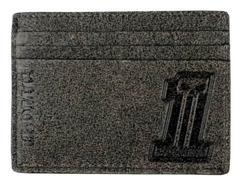 Men's #1 Garage Front Pocket Leather Wallet - Tan/Black
