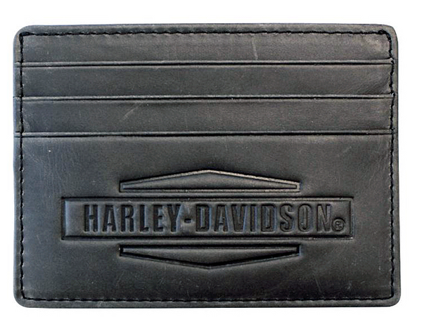 Men's Crazy Horse Front Pocket Wallet