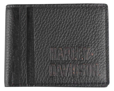 Men's Punk 1903 Billfold w/ Removable ID Wallet