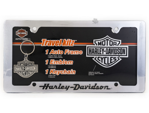 H-D Name with B&S 3 Piece Travel Kitz Gift Set