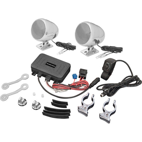 Show Chrome Accessories Bluetooth Stereo Sound System