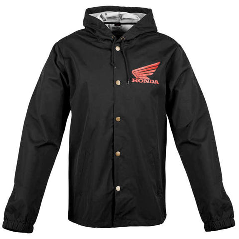 Honda Official Licensed Products Men's Big Wing Windbreaker Jacket